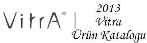 2013 Vitra Ürün Kataloğu